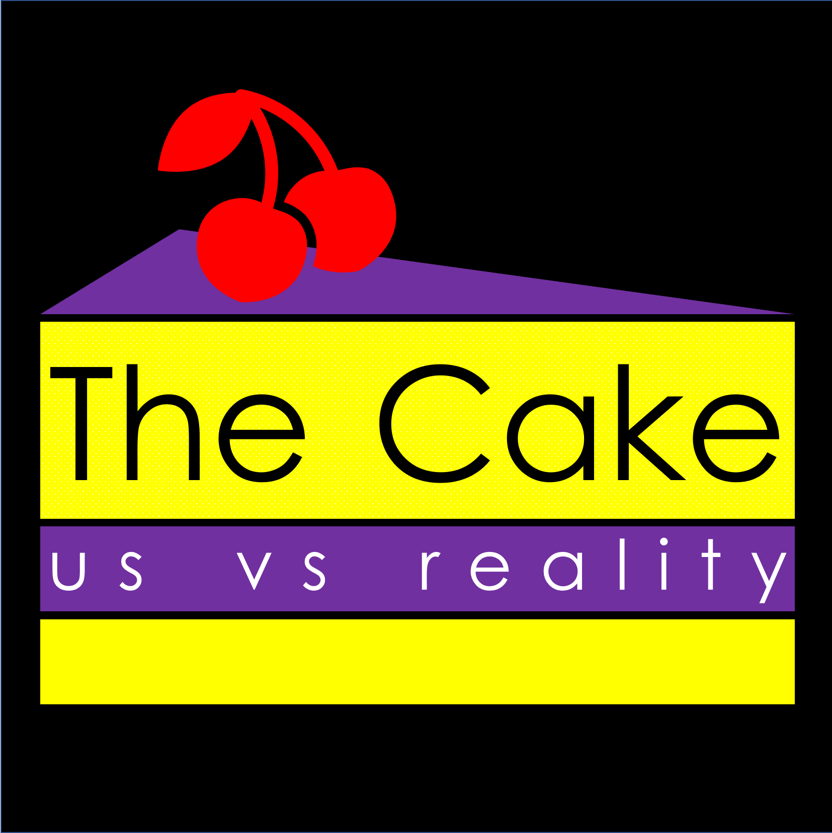 The Cake | us vs reality