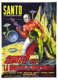Santo Contra la Invasión de los Marcianos (1967) – Mórbido Fest